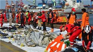 Vụ rơi máy bay tại Indonesia: Chiến dịch tìm kiếm kéo dài cả đêm