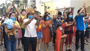 Dịch Covid-19: Thành phố Hồ Chí Minh gỡ bỏ điểm phong tỏa cuối cùng