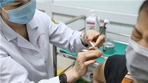 Hơn 35.000 người ở Việt Nam đã được tiêm vaccine ngừa Covid-19