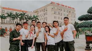 MC Nguyên Khang dẫn dắt Chung kết SV 2020 - 2021