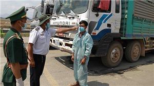 9 người Trung Quốc nhập cảnh trái phép đều âm tính với SARS-CoV-2