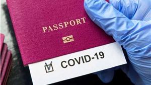 WHO không ủng hộ việc sử dụng hộ chiếu vaccine