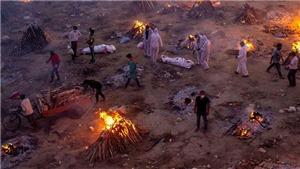 Những nghĩa địa ngày một chật hẹp tại Ấn Độ và Bangladesh
