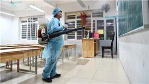 Học sinh, sinh viên TP HCM tạm ngừng đến trường từ 10/5/2021
