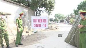 Ghi nhận thêm một ca dương tính với SARS-CoV-2 ở thị xã Mỹ Hào, Hưng Yên