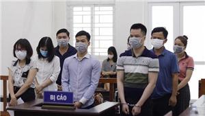 Phạt tù nhóm tổ chức, môi giới cho người trốn đi Hàn Quốc