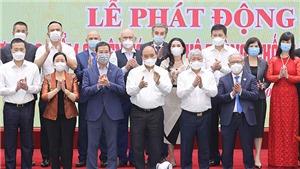 Toàn văn phát biểu của Chủ tịch nước Nguyễn Xuân Phúc tại Lễ phát động ủng hộ công tác chống dịch Covid-19