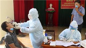 Dịch Covid-19: Ba mẹ con ở Hà Tĩnh dương tính với SARS-CoV-2
