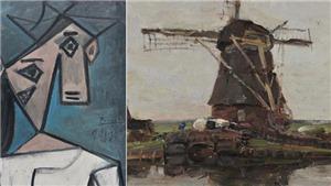 Cảnh sát Hy Lạp tìm lại 2 bức tranh bị đánh cắp của Picasso và Mondrian