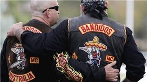 Đức lục soát hơn 100 hang ổ của băng tội phạm khét tiếng Bandidos