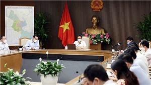 Phó Thủ tướng Vũ Đức Đam: TP. Hồ Chí Minh cần giải pháp mạnh mẽ hơn để sớm chấm dứt dịch Covid-19