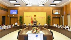 Ủy ban Thường vụ Quốc hội sẽ cho ý kiến về cơ cấu tổ chức, nhân sự Chính phủ nhiệm kỳ 2021-2026