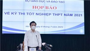 Thi tốt nghiệp THPT 2021: Lọt đề thi Toán do thí sinh tại Quảng Bình mang điện thoại vào phòng thi