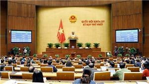 Kỳ họp thứ nhất, Quốc hội khóa XV: Bầu 4 Phó Chủ tịch Quốc hội và các Ủy viên Ủy ban Thường vụ Quốc hội