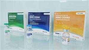 Nhanh chóng hoàn thiện để xem xét cấp phép khẩn cấp cho vaccine phòng Covid-19 Nanocovax
