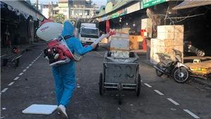 Hà Nội: Phong tỏa Chợ Long Biên để phòng, chống dịch Covid-19