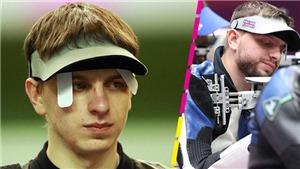 Olympic Tokyo 2020: Xạ thủ người Ukraine mất huy chương vì một sự cố hy hữu