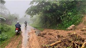 Miền Bắc có nơi mưa to, đề phòng lũ quét và sạt lở đất