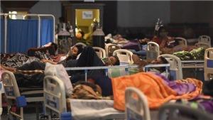 Ấn Độ cấp tốc thêm giường bệnh nhi và bình oxy ứng phó làn sóng covid-19 mới