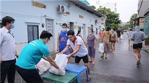Bộ Thông tin và Truyền thông tổ chức chương trình 'Tấm lòng mùa dịch, san sẻ yêu thương'