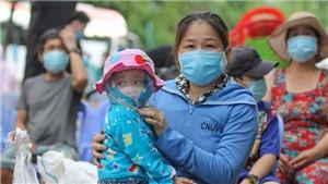 TP HCM đưa 2.000 người dân ở nhà lụp sụp, ven kênh về nơi ở mới an toàn tránh dịch Covid-19