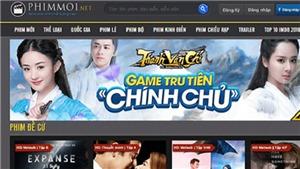 Công an TP HCM khởi tố vụ đăng lậu phim trên trang phimmoi.net