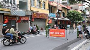 Sau ngày 21/9, Hà Nội sẽ quyết định biện pháp phòng, chống dịch trong giai đoạn mới