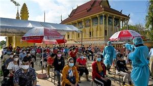 Campuchia khởi động chiến dịch tiêm mũi tăng cường trên phạm vi cả nước