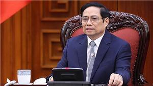 Công điện của Thủ tướng Chính phủ về việc tập trung ứng phó với bão số 8