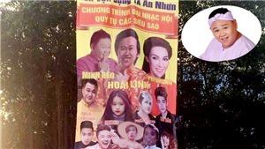 Khán giả phẫn nộ với poster Minh Béo xuất hiện cùng Hoài Linh, Phi Nhung, Khởi My