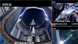 Trung Quốc hé lộ thiết kế máy bay tấn công siêu thanh mới