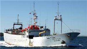 Bộ trưởng Quốc phòng Mỹ tới Seoul, Triều Tiên vội 'thả' tàu cá Hàn Quốc?