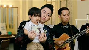 Tùng Dương lần đầu chia sẻ về con trai - bé Voi