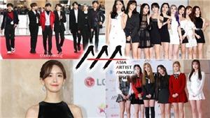 AAA 2019: Dàn sao Kpop đã bắt đầu AAA 2019 tại Mỹ Đình