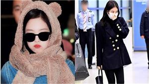 4 phong cách thời trang ấn tượng nhất của Jennie Blackpink trong tháng 12