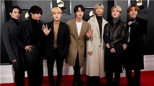 BTS tiết lộ 'tham vọng' được đề cử cho Grammy 2021