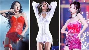 7 nữ thần Kpop gợi cảm 'chết người' với trang phục Corset