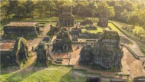 Ấn Độ hỗ trợ trùng tu vùng lõi Di sản Văn hóa thế giới Mỹ Sơn