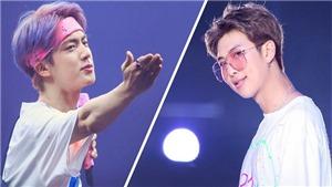 Tình bạn hài hước của RM và Jin: đối thủ vĩnh cửu chuyên ganh đua xem ai nhảy tệ hơn
