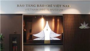 Khai trương Bảo tàng Báo chí Việt Nam, trưng bày hơn 700 hiện vật quý