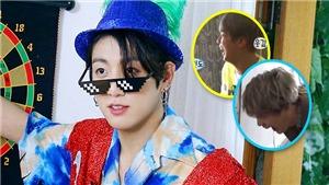 Jin và Suga BTS cũng phải 'cười bò' trước bộ trang phục 'xấu đến khó tin' của Jungkook