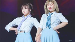 Twice: Jeongyeon cũng mê mẩn đặc điểm xinh đẹp của Mina giống hệt như người hâm mộ