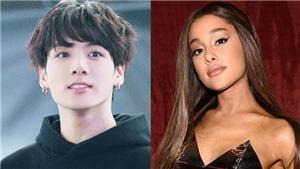 Màn hợp tác giữa Jungkook BTS và Ariana Grande đang được tiến hành?