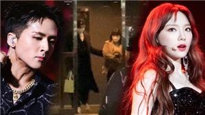 Lộ tin Taeyeon SNSD hẹn hò Ravi VIXX, nhà gái đưa ra thông báo chính thức