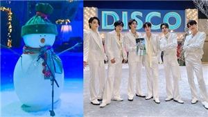 Suga cũng không ngờ tới cách BTS mang mình lên sân khấu
