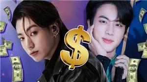 ARMY không ngờ Jungkook BTS từng đem Jin ra...đấu giá
