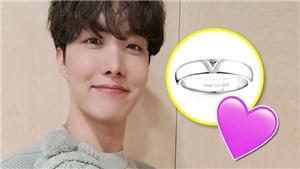 ARMY mất bình tĩnh vì J-Hope BTS đeo… nhẫn cưới
