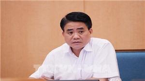 Khởi tố bị can Nguyễn Đức Chung vụ chế phẩm Redoxy 3C xử lý nước hồ