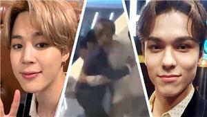 Fan 'lụi tim' trước tình bạn đặc biệt của Jimin BTS