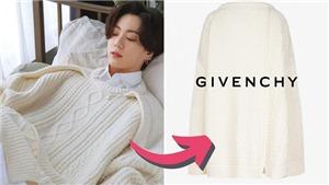 'Bóc giá' 5 bộ đồ đơn giản nhất của Jungkook BTS